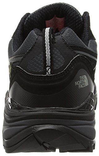 The North Face Hedgehog Fastpack Gore-Tex, Chaussures de Randonnée Basses Homme Multicolore (Tnf Black/high Rise Grey)