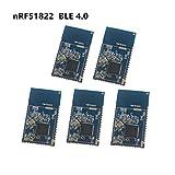 nRF51822-02 Nordic 51822 BLE 4.0-Modul Niedriger Stromverbrauch, hoher wirtschaftlicher drahtloser Transceiver X 5 PCS