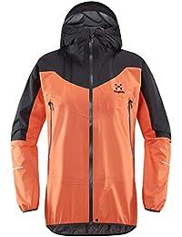 Haglöfs L.I.M Comp Jacket Damen Outdoorjacke Damen grün Übergangsjacke