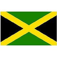 Jamaïque Drapeau national 5ft 3ft x