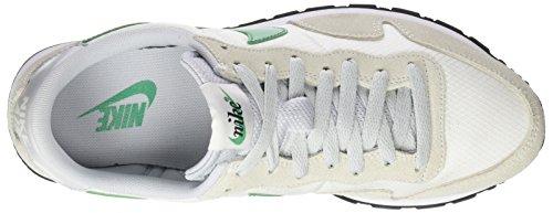 Nike Air Pegasus 83, Scarpe da Corsa Uomo Bianco (White/Stadium Green-Pure Platinum)