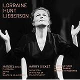 Handel: Arias / Theodora / Serse / Cantata La Lucrezia