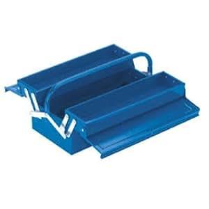Draper 86673 430 x 170 x 210 mm 2-Tray Cantilever Toolbox