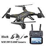 YLJYJ Drone Fotocamera, WiFi 1080p HD Camera Live Video E GPS Return Home 2.4...