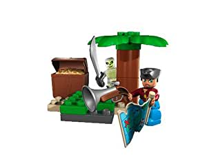 LEGO DUPLO 7883 - jeu de construction - pirate trésor