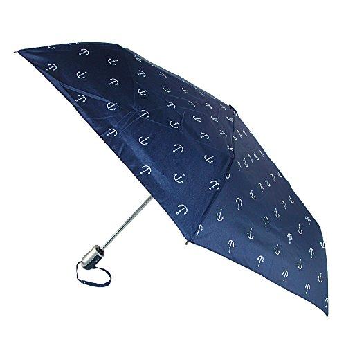 shedrain-parapluie-pliants-femme-bleu-taille-unique