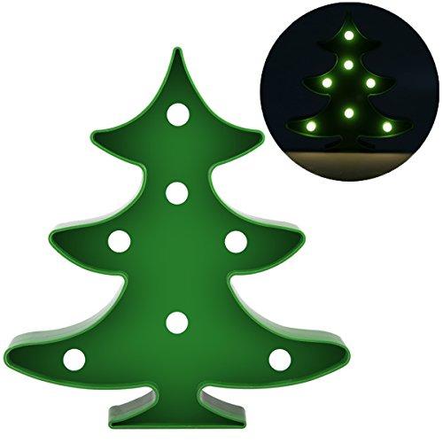 Luz de Noche Abeto, Tatuer Nightlight lámpara de Mesa en Forma de Abeto Creativo Lámpara de Escritorio Lámpara de Estado de ánimo Lámpara de Noche Lámpara de la Decoración para el Cumpleaños Fiesta de Navidad Juguetes Regalos para Niños Bebés