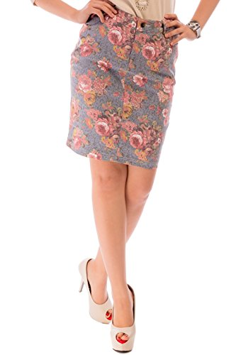 Elegant High Waist Midi Rock Xs Bleistiftrock Elastisch - Midi Skirt A Linie Rock Damen Lang - Midi Rock Elegant Damen Röcke Damen Lang - Party Stretch Midi Work Navy Blue Jean High Tights Size 16 Je -
