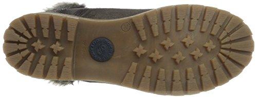 Dockers by Gerli 41hl301-240, Stivali Desert Boots Donna Grigio (Grau)