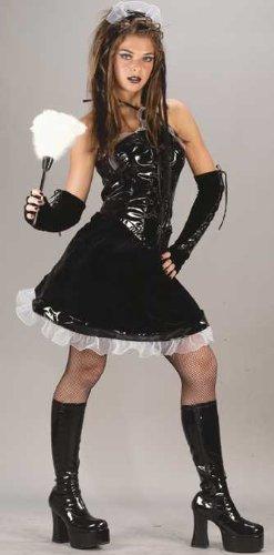 Naughty Maid Teen Costume (Naughty Kostüme Maid)