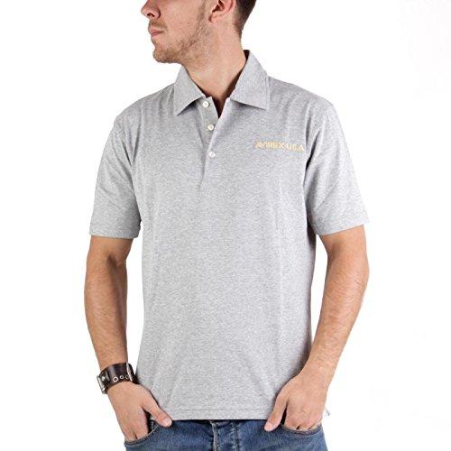 Avirex -  Polo  - Uomo grigio L