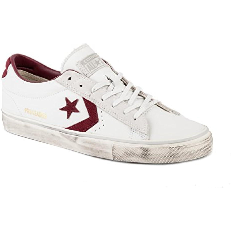 CONVERSE CONVERSE CONVERSE chaussures SNEAKER UOMO 159028C LEATHER WHITE AI17 - B075MZLN1Q - fe229a