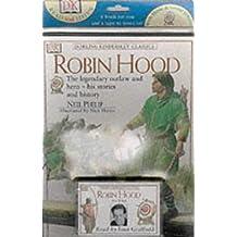 Robin Hood Audio & Book (Dk Young Classics)