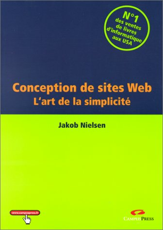 Conception de sites Web. L'art de la simplicité