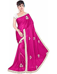 Sarees(DIYA Fashion New Disigner Georgette Party Wear Saree With Blouse Piece , Bollywood Designer Saree, Latest...