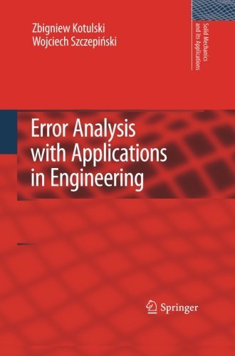 Shaye Adella: PDF Error Analysis with Applications in