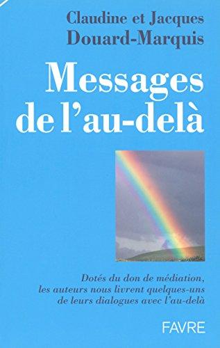 MESSAGES DE L'AU-DELA