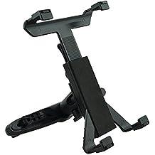 TOOGOO Conjunto de Soporte de montaje de Reposacabezas del asiento trasero del coche 7 pulgada- 13 pulgada para iPad