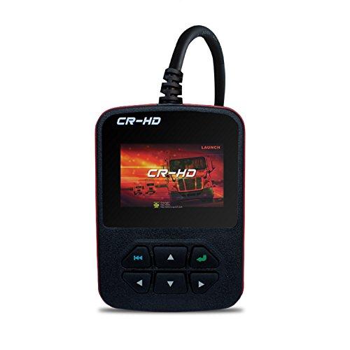 LAUNCH TECH 301050098 CR-HD Reader for Heavy Duty Truck Applications by  Launch