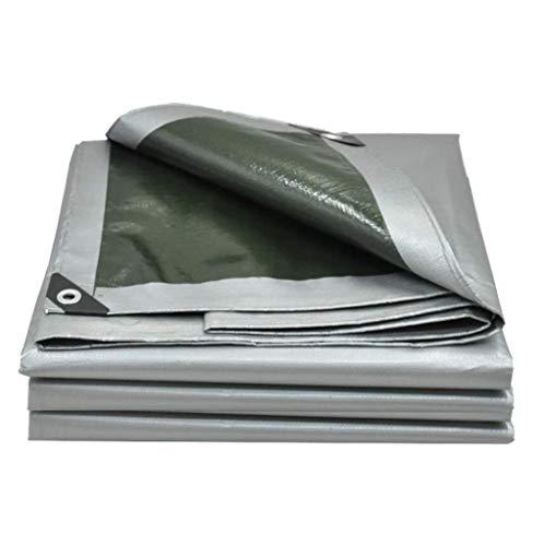 Regensicherer Markisenstoff für schwere Beanspruchungen mit Ösen, Partyzelt-Pflanzen-Überdachungs-Markise-Markise mit hoher Dichte (größe : 19.8x26.4ft/6x8m)