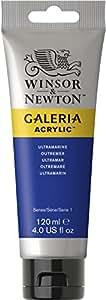 galeria acrylic paint   ultramarine amazon co uk office products