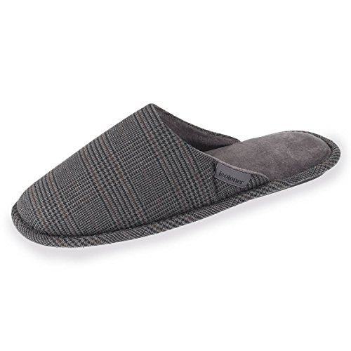 Chaussons mules plates homme