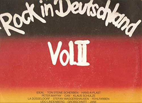 DOPPEL - VINYL - LP = ROCK IN DEUTSCHLAND VOL. II = IDEAL TON STEINE SCHERBEN ...