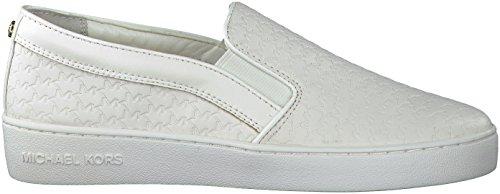 Michael Kors scarpe shoes donna mocassini 43R5COFP1L COLBY SLIP ON tg 40