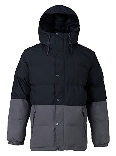 Burton Herren Traverse Jacket Jacke, True Black/Faded, M (Burton Jacken Insulated)