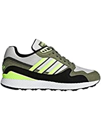 on sale 5ff8c b2648 adidas Originals BD7937, Sneaker Uomo Bianco Verde
