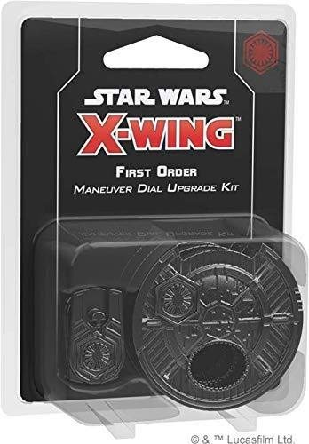 Fantasy Flight Games Star Wars X-Wing: 2nd Edition - First Order Maneuver Dial Upgrade Kit