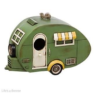 bird house. vintage campervan birdhouse. 1930's Bird house. Vintage Campervan Birdhouse. 1930's 41HQG6SNq8L