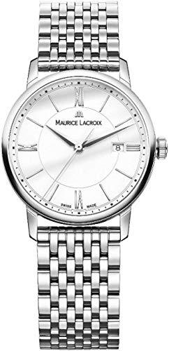 Maurice Lacroix Eliros EL1094-SS002-110-1 Montre Bracelet pour femmes Plat & léger