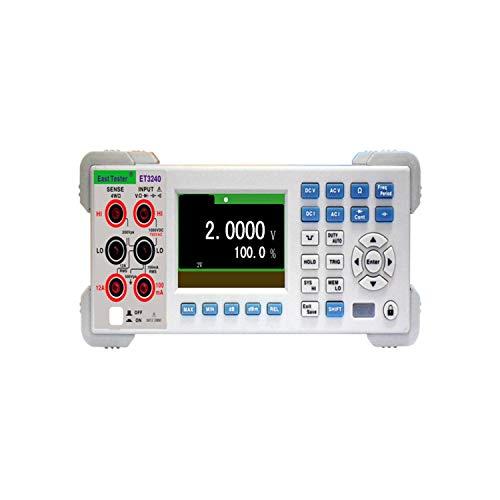Zhaolan-Meter Desktop Multimeter Automatisches Entfernungsmessgerät Precision Digital Multimeter ET3240 Testmessung Agilent-digital-multimeter
