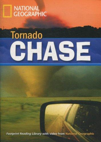 Tornado. Footprint reading library. 1900 headwords. Level B2. Con DVD-ROM