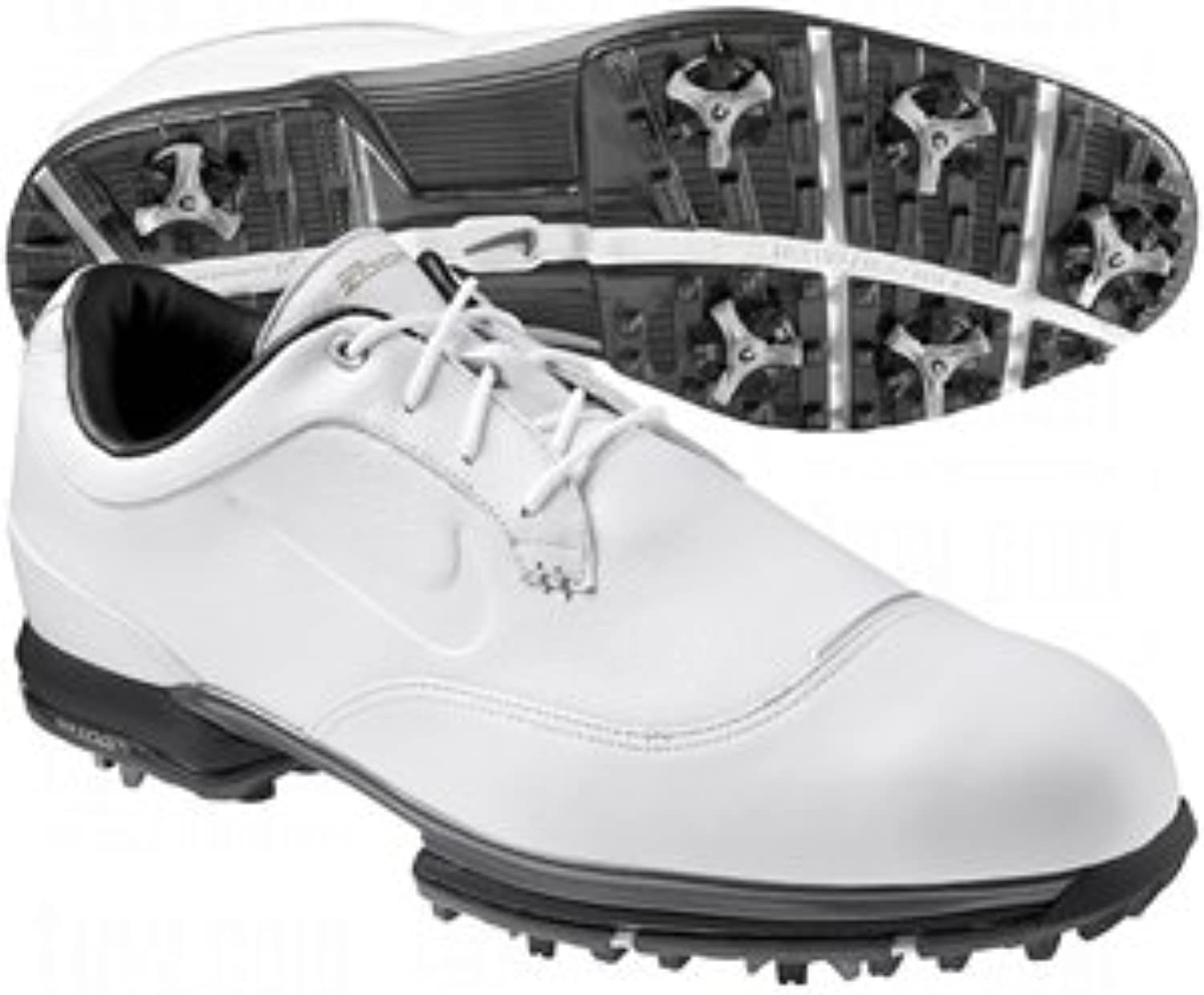 Nike Tour Premium II 483243 – 101 blanco tamaño 42,5 US 9 UK 8 27 cm