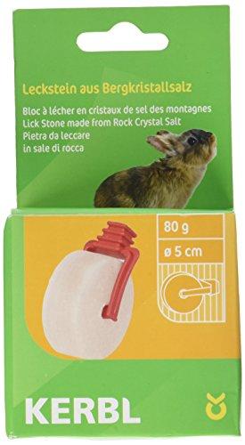 Kerbl Himalaya Bloc de Sel pour Petit Animal 80 g