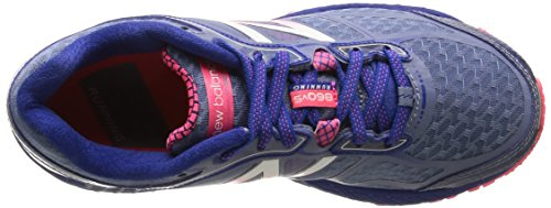 New Balance - Nbw860Gp5 - , homme, gris (grey/pink), taille gris (Grey/Pink)