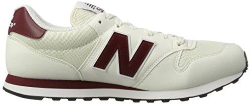 Rosso Cestini Gm500 Homme Nuovo bianco Equilibrio Blanc nZ0wRqYU