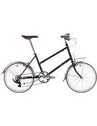 "Bobbin Metric Bicicleta urbana, Unisex adulto, Gris (Charcoal), 20"""