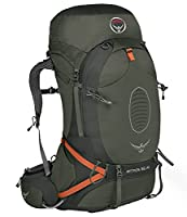 Osprey Atmos AG 65 Backpack olive Size L (65 l) 2017 outdoor daypack
