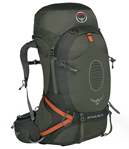 Osprey Trekkingrucksack Atmos AG 65 L 2 graphite grey