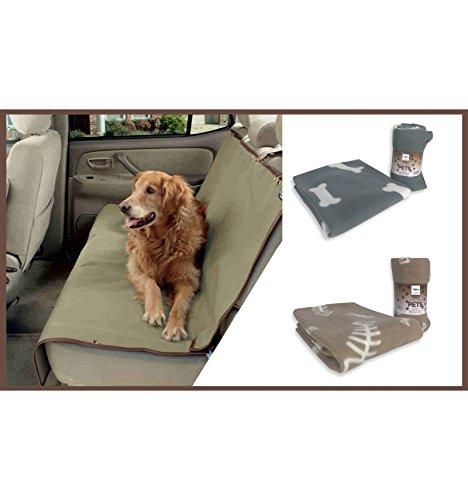 Abdeckplane für Hund Auto Zoo Tagesdecke Sitze
