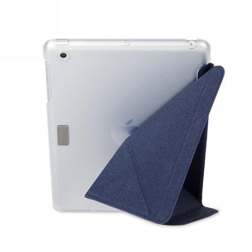 Moshi PWZ-2130394 VersaCover für Apple iPad Mini Denim Blue