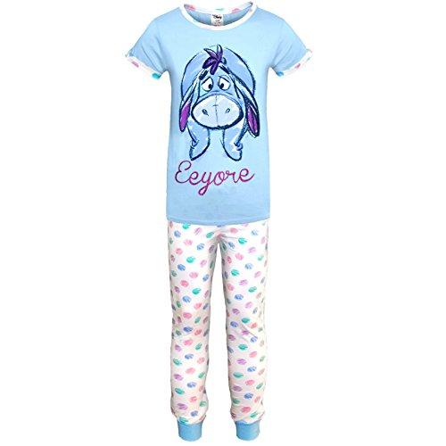 Personaggio Disney ufficiale regalo donna pigiama Multi Eeyore Large