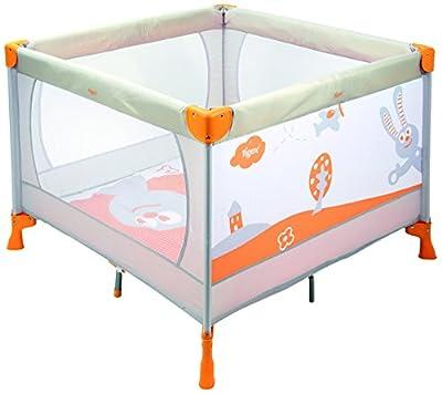 Tigex 80800836 - Cama y parque 2en1 (0 - 36 meses)