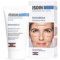 ISDIN Nutradeica, Gel Crema Facial para Pieles Seborreicas | Textura Ligera , Absorción Inmediata,