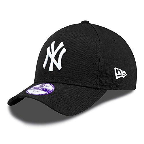 Imagen de new era 9forty strapback niños gente joven  mlb new york yankees varios colores  black #2550, youth = 54  55cm alternativa