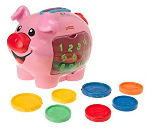 Buy Fisher-Price Laugh and Learn Learning Piggy Bank Online at Low Prices in India - Amazon.in