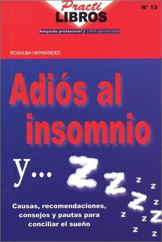 Adios al Insomnio (Spanish Edition)